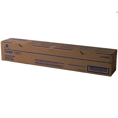 Gelb-laser-drucker (Echt Konica Minolta Gelb Laser Drucker Toner Patrone - Tn319y/A11g250)