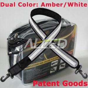 12V-Waterproof-Patent-LED-Camping-Light-Awning-Cool-White-Amber-1000Lumen-Lamp