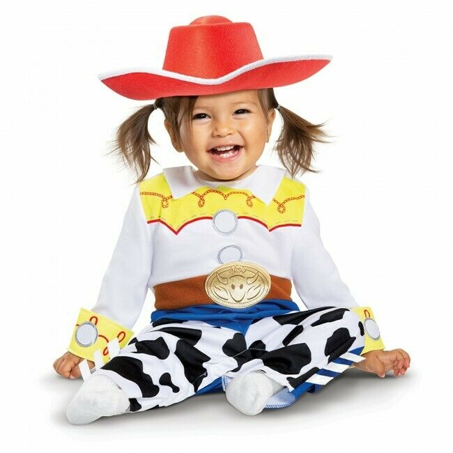 Disguise Toy Story Jessie Cowgirl Movie Deluxe Infant Hallow