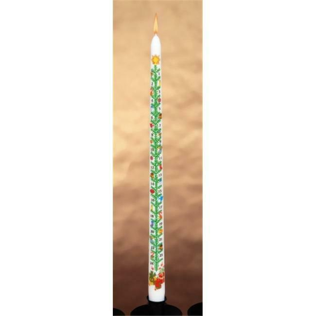 Biedermann & Sons C344 15-Inch Advent Candle