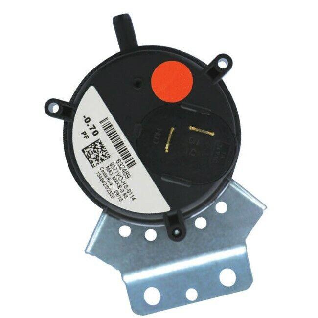 Nordyne 632489R Pressure Switch NO 0.70