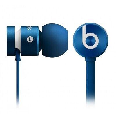 Genuine Beats By Dr. Dre urBeats 2.0 In-Ear Earphones Headphones Remote Mic Blue