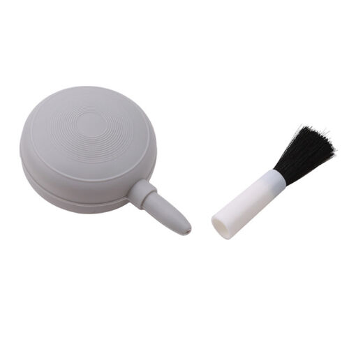 Rubber Bulb Air Pump Dust Blower Cleaning Brushes For Digita
