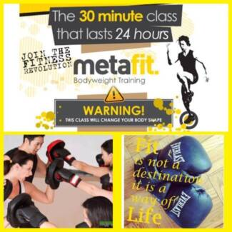 METAFIT / CARDIO BOX GROUP TRAINING SESSIONS - 1st Session FREE Strathmore Moonee Valley Preview