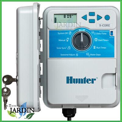 Programmer Garden Hunter Xcore Exterior 6 Seasons XC Irrigation Automatic New