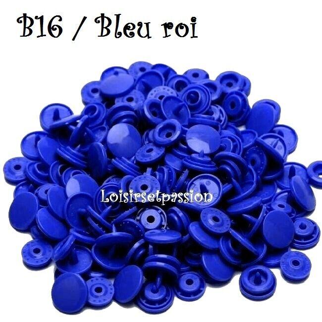 Couleur B16 / BLEU ROI