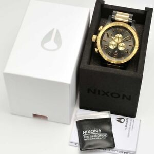 Montre nixon 51-30 neuf 15 modeles authentic