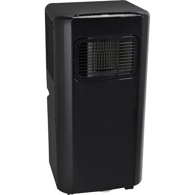 Royal Sovereign - 10,000 Btu Portable Air Conditioner - Blac