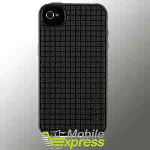 Apple iPhone 4, 4S Speck PixelSkin HD in Black