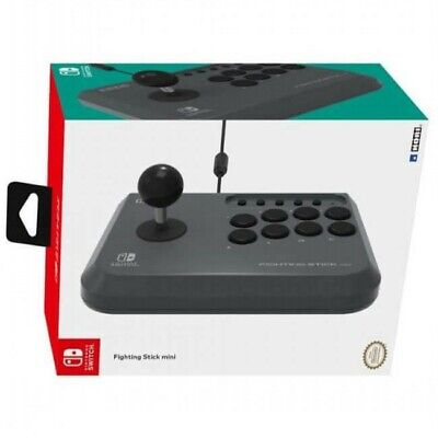 HORI Fighting Stick Mini Controller Officially Licensed for Nintendo Switch
