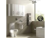 Toilet Pan, Cistern and Soft close seat (NEW)