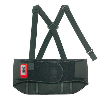 Proflex #1600 Back Support Brace Black