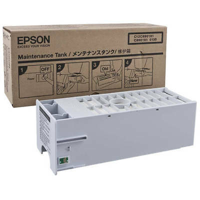 Epson Pro 11880 C12c890191 Maintenance Tank 4000 T591 Ink...