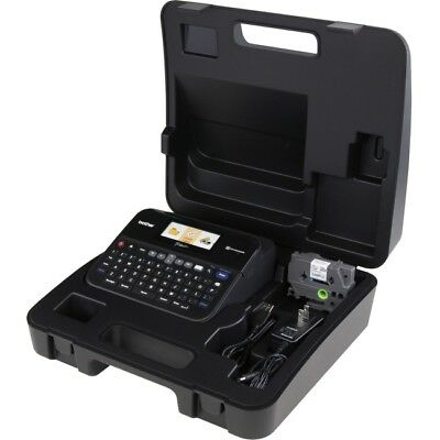 Brother P-touch Pt-d600vp - Label Maker - Thermal Transfer - Monochrome Ptd600vp
