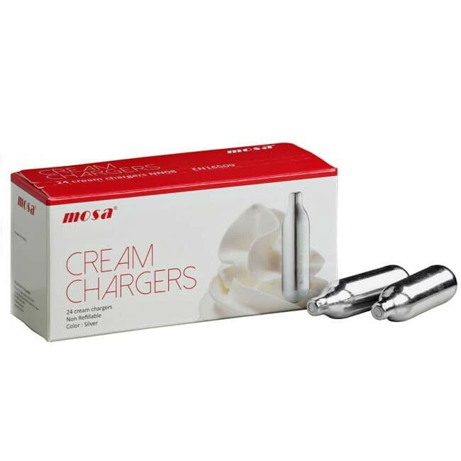 MOSA CREAM CHARGERS - WHOLESALE PALLETS | in Rusholme