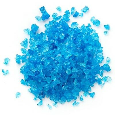 ROCK CANDY CRYSTALS BLUE RASPBERRY, 1LB](Crystal Rock Candy)