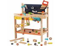 Voila Wooden Workbench