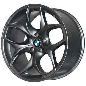 """New 20"""" BMW REPLICA STAGERRED RIMS BOLT PATTERN 5x120;733209506S"""