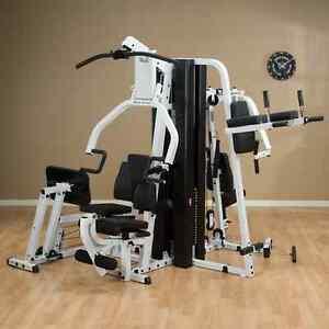 Multi-Station Gym Body Solid EXM3000LPS