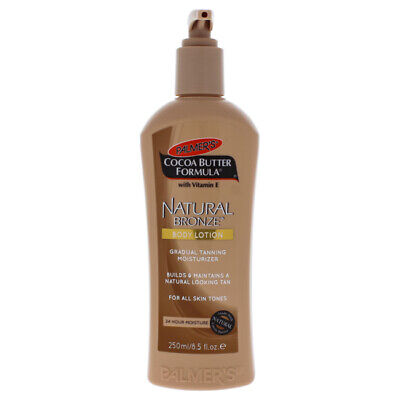 Cocoa Butter Natural Bronze Body Lotion by Palmers for Unisex - 8.5 oz - Natural Bronze Body Lotion