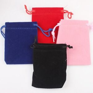 Wholesale-Colorful-Velvet-Wedding-Pouch-Gift-Bags-Jewelry-Package-Charms-9x7cm-C