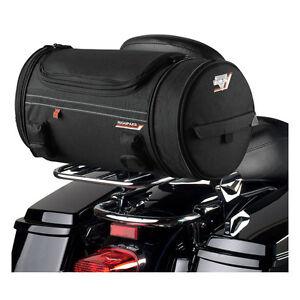 Nelson - Rigg Gepäcktasche, Gepäckrolle, Nylon, wasserdicht, Harley - Davidson