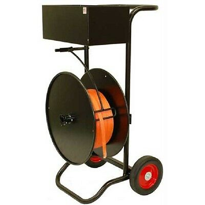 New Strapping Cart For Cord Strapping 1-12 3 6 And 8 Id Core