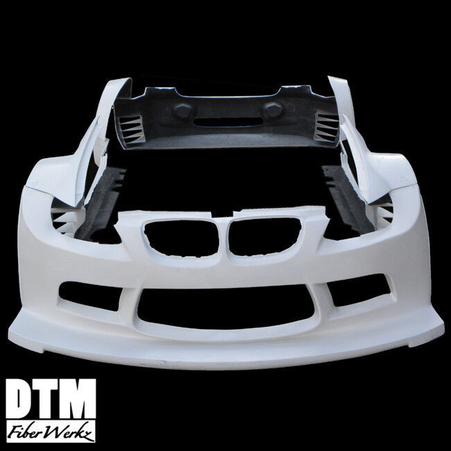 Bmw E92 M3 Gtr Alms Wide Body Kit 2dr
