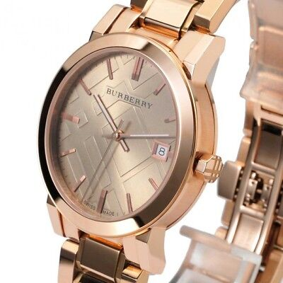 Brand New BU9034 Swiss Made Rose Gold Watch