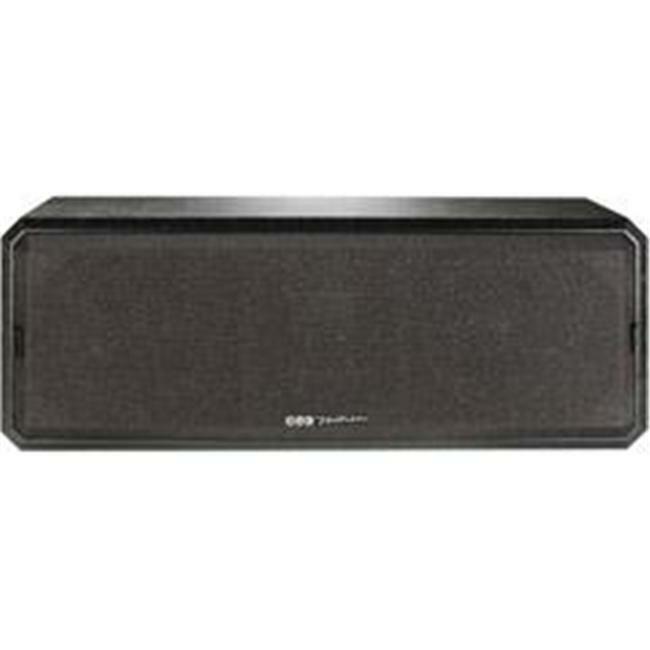 BIC America 5 1/4 Inch 2-Way Center-Channel 125-Watt Speaker DV-52CLRB