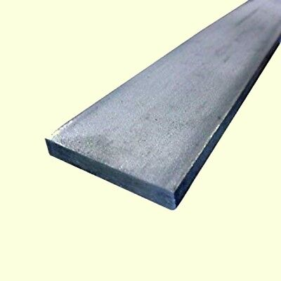Stainless Steel Flat Bar Stock 14 X 2 X 6 Ft Rectangular 304 Mill Finish