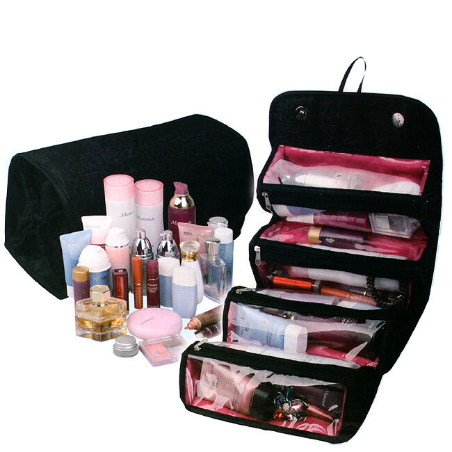 Accessories Bag Storage Box Organizer Cosmetic Korean Beauty Travel Potable case