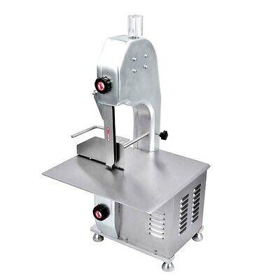 Commercial Food Processing Meat Bone Saw 1100w Hls1900a Butcher Deli Bandsaw Nsf