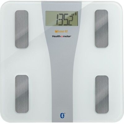 Health O Meter Lose It! Wireless Body Fat Scale With Bluetooth - 400 Lb -