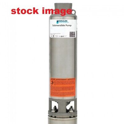 35gs20cbm Goulds 4 2hp 10 Stg 35gpssubmersible Water Well Pump End No Motor