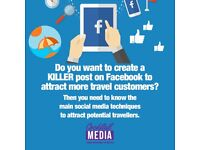 Facebook marketing course for travel agents