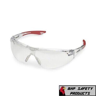 Elvex Avion Safetyshootingglasses Clear Lens Ballistic Rated Z87.1 Welsg-18c