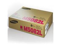 Samsung CLT-M5082L Toner cartridge - 1-pack Magenta - 4000 pg