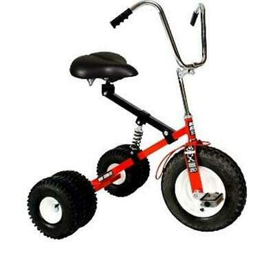 Dirt King DK-252-AR Adult Dually Tricycle Red (New - 460.89 USD)