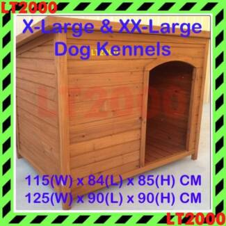 Timber Dog Kennels From $149 - $179 Rosewater Port Adelaide Area Preview