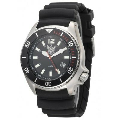 Adi Watches Idf Air Force Unit 2850 Tactical Sport Men Stainless Analog Watch