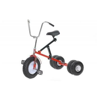 Dirt King DK-252B-R Big Kid Dually Tricycle Red (New - 665.69 USD)