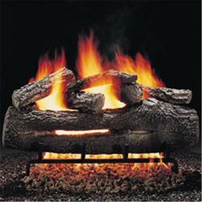 Hargrove Manufacturing FOS2406AA 24 Inch Hargrove Fire Oak Vented Gas Logs Only