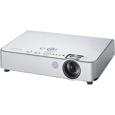 CHEAP REFURBISHED PANASONIC HOME CINEMA PROJECTOR DATA PRESENTATION NEW LAMP