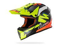 LS2 MX437.99 Fast Replica Isaac Vinales Motocross Helmet