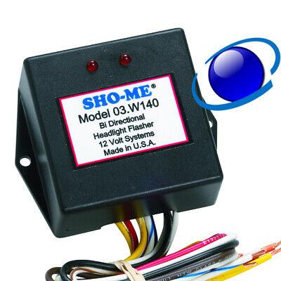 Sho-me 03.w140 Bi-directional Headlight Flasher Able2