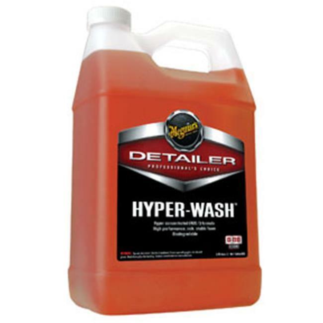 Meguiars D11001 Hyper-Wash - 1-Gallon