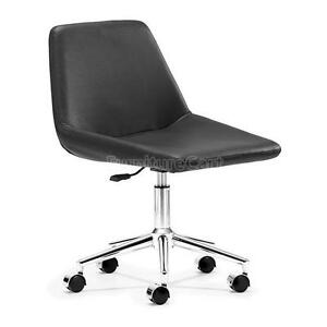 Zen Office Chair (Black) (Zuo Modern)