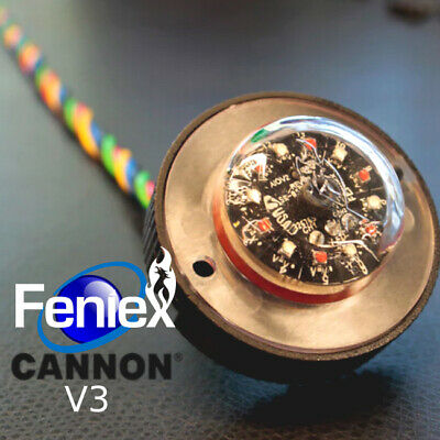 Newest All In One Feniex Cannon V3 Hideaway Led Light White H-2219-w