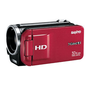 720p HD camcorder
